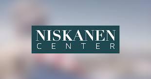 Contribution to Niskanen Center Think Tank