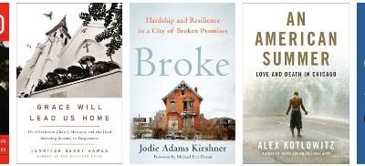Broke Shortlisted for J Anthony Lukas Book Prize (with Alex Kotlowitz, Emily Bazelon, Margaret O'Mara)
