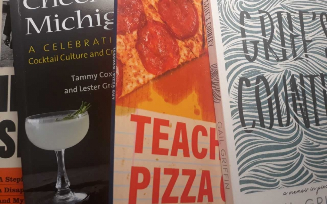 """Broke one of Bridge Magazine's """"Thirteen Michigan Books to Get You Through the Stay-At-Home Order"""""""