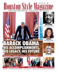 Broke in Houston Style Magazine